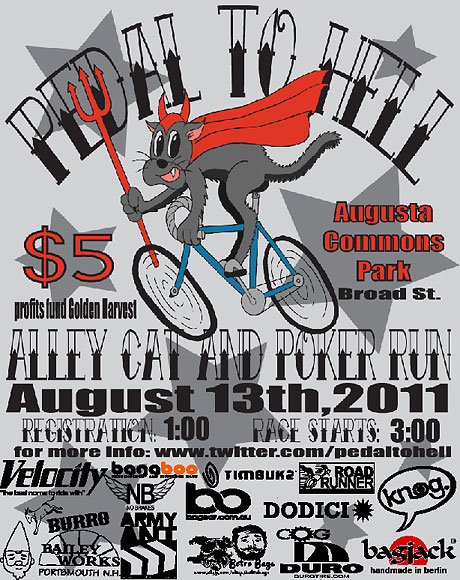 Alleycat – Pedal to Hell