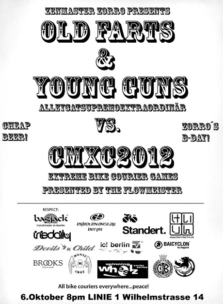OLD FARTS & YOUNG GUNS