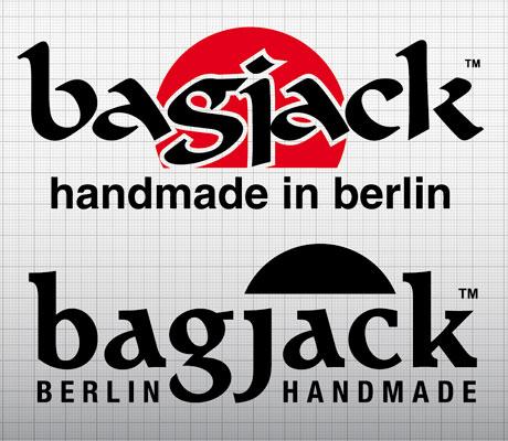 bagjack NEXT LEVEL logo re:design