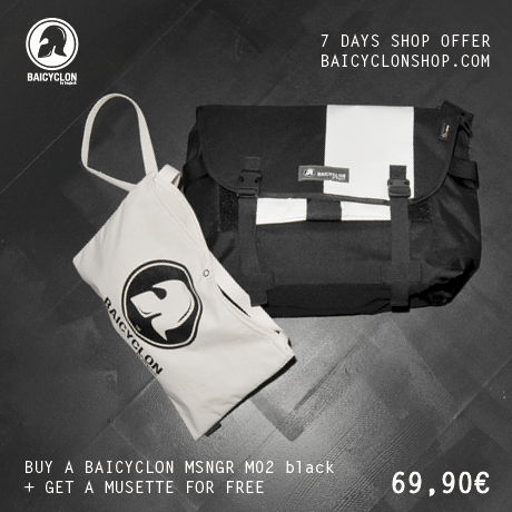 BAICYCLON by bagjack SHOP OFFER
